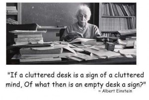 Cluttered-desk-is-a-cluttered-mind