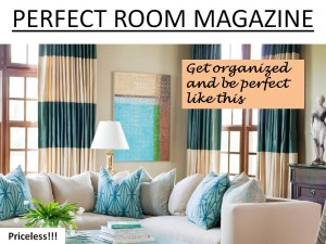 perfect room magazine